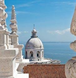 Regent Seven Seas Cruises Free Land Program - Lisbon Landmarks